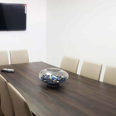 Location d'une salle de réunion